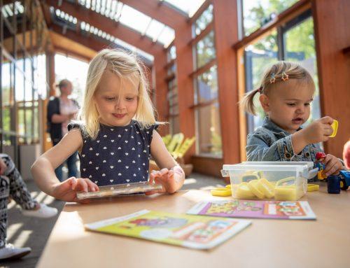 Ouder-kindactiviteiten van start