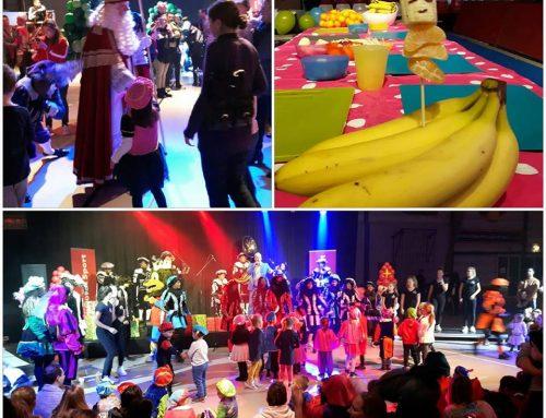 Het Sinterklaas Beweegfeest was weer een feestje!