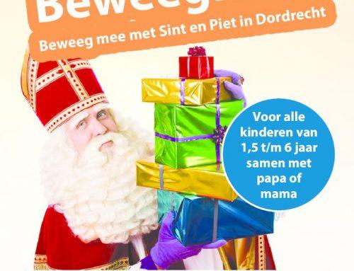 Inschrijving Sinterklaas Beweegfeest geopend