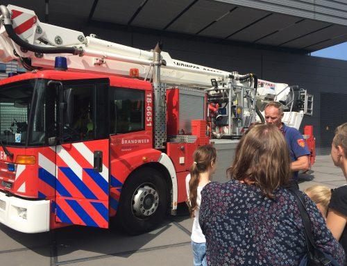Achter de schermen bij… de brandweer