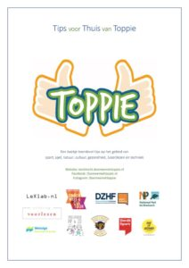 thumbnail of Tips voor Thuis van Toppie pdf